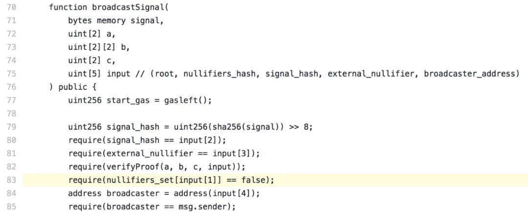 零知识证明 - zkSNARK 应用的 Nullifier Hash 攻击
