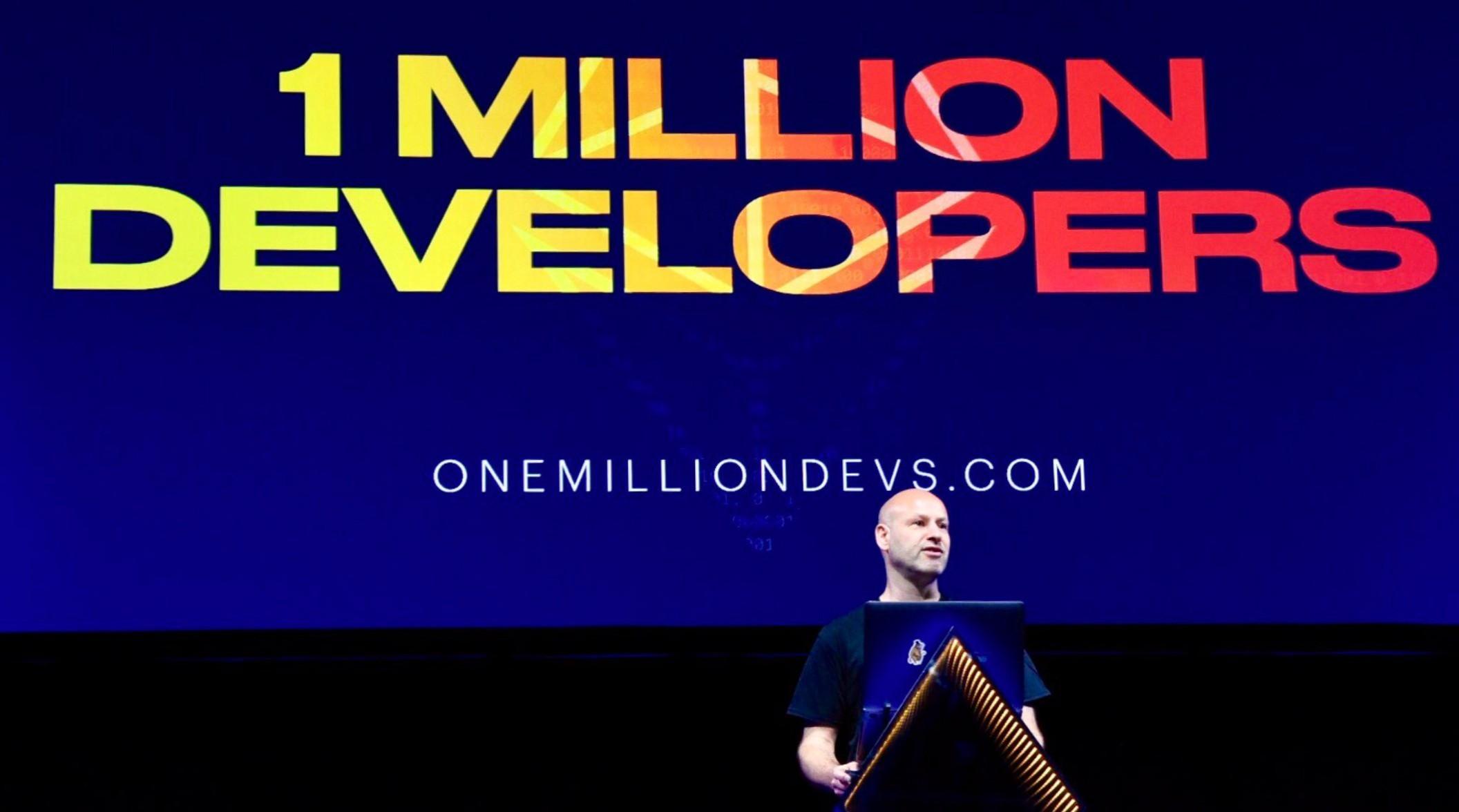 1 million developers