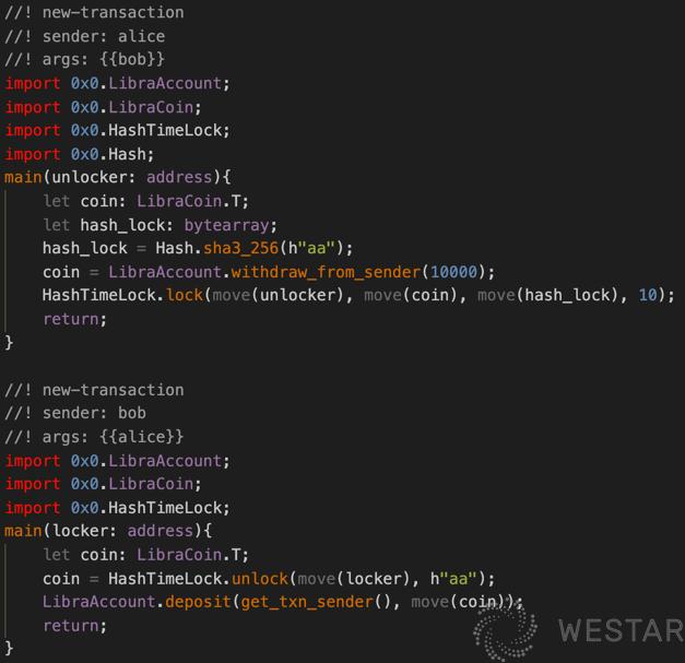 HashTimeLock script