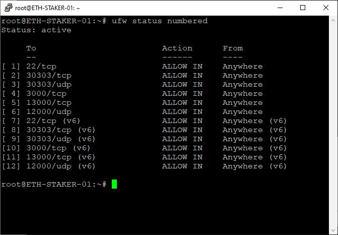 使用 Ubuntu 和 Prysm 参与 Medalla 测试网