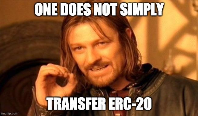 安全的处理 ERC20 转账(解决非标准 ERC20 问题)