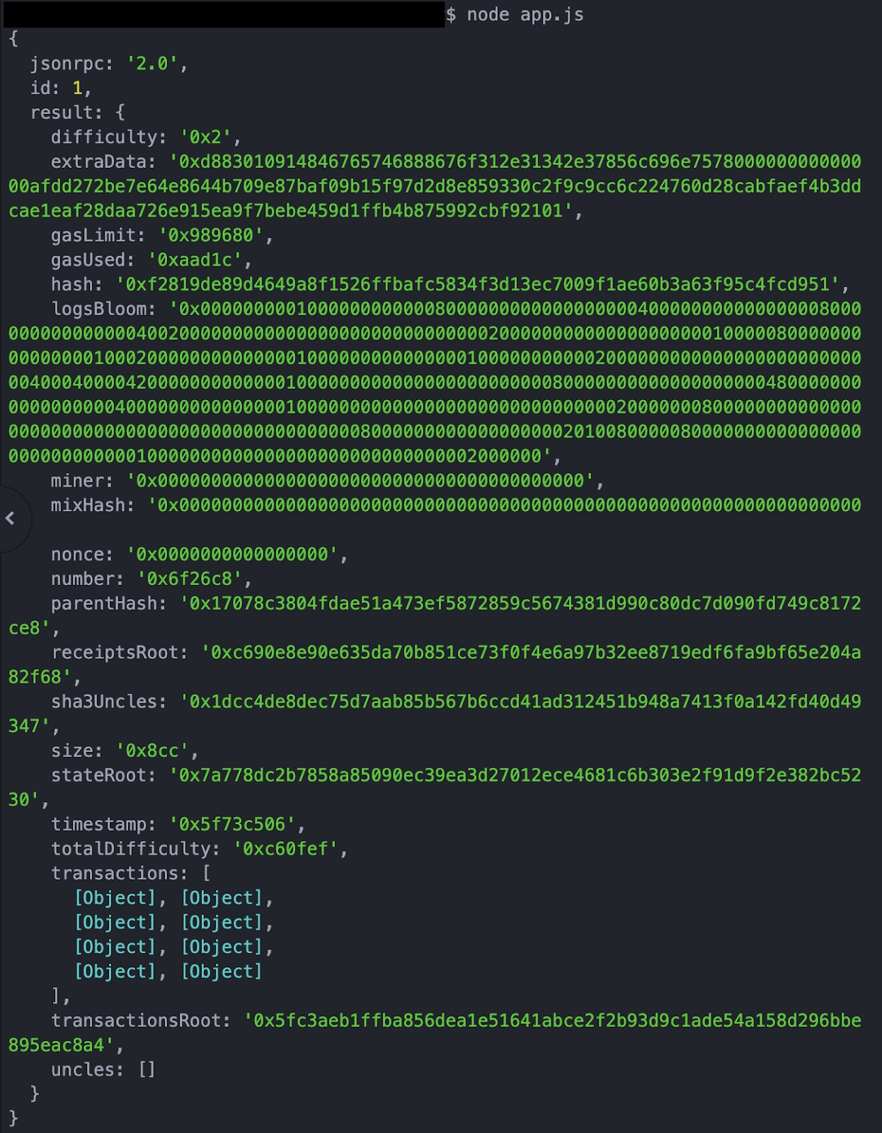 Infura 以太坊 API 入门教程
