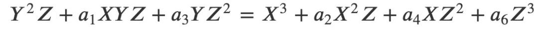 区块链中的数学 - Ed25519签名机制