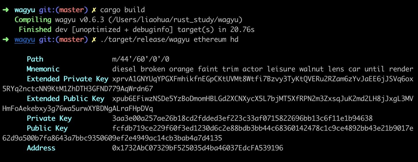 生成 ETH 公私钥与地址 | Rust & Blockchain