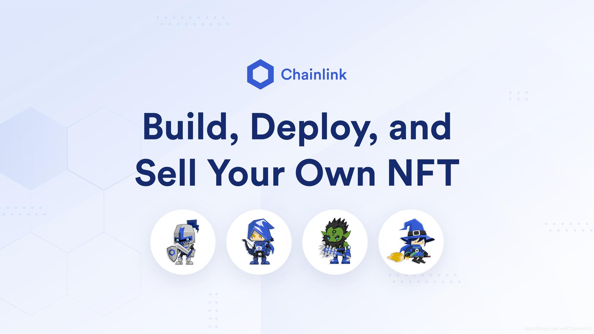动态NFT的构建、部署和出售