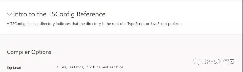 js-IPFS 0.55.0改善了TypeScript类型定义