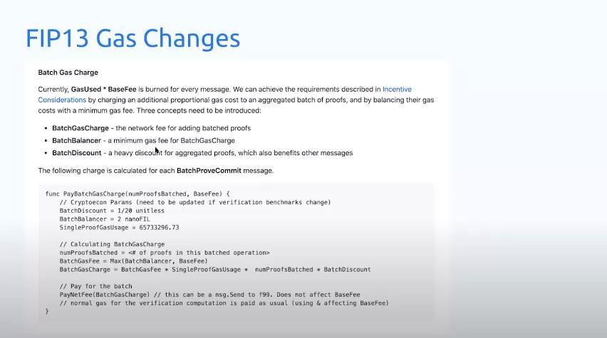 最新AMA! Filecoin史诗级的网络升级将带来哪里影响?