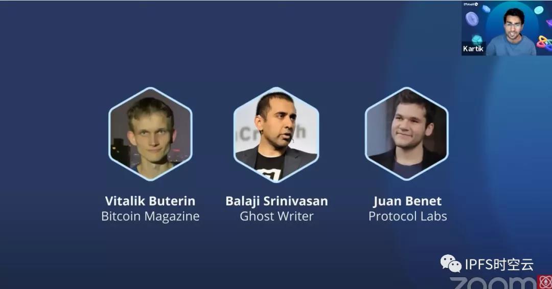 Juan Benet和Vitalik Buterin聊了聊对去中心化社交媒体的思考