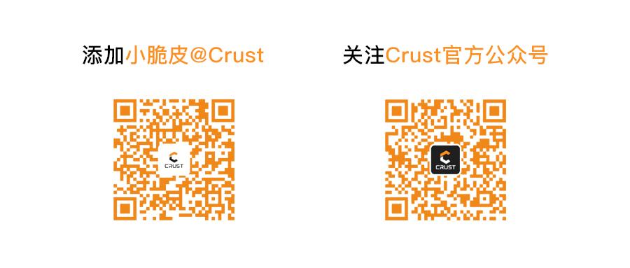 5月第1周 | Crust Network 项目周报